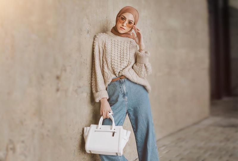 ملابس تركية للمحجبات وسيعة